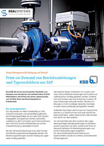 Anwenderbericht-KSB-AG-Titelseite-213x300 Exemples de Projets