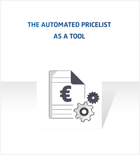 Blog - The automated pricelist as a tool