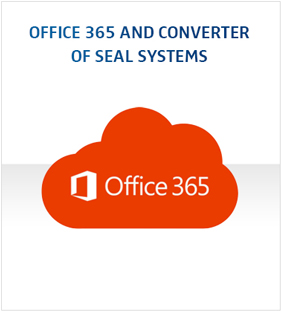 Office 365 and Converter of SEAL Systems