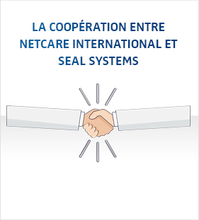 La coopèration entre Netcare International et SEAL Systems